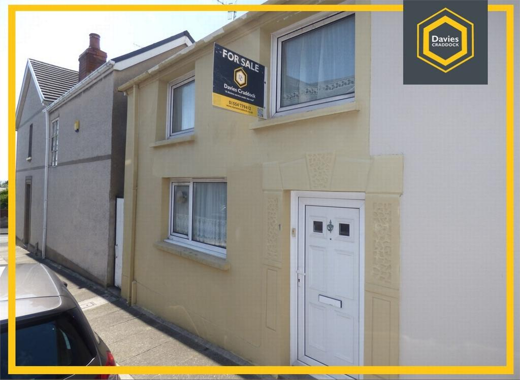 2 Bedrooms End Of Terrace House for sale in 1 Union Buildings, Llanelli, Carmarthenshire