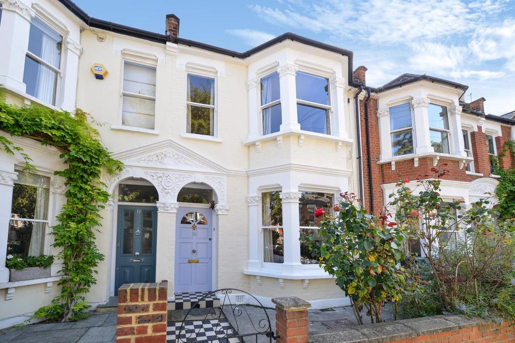 5 Bedrooms Terraced House for sale in Whitehall Gardens, Chiswick