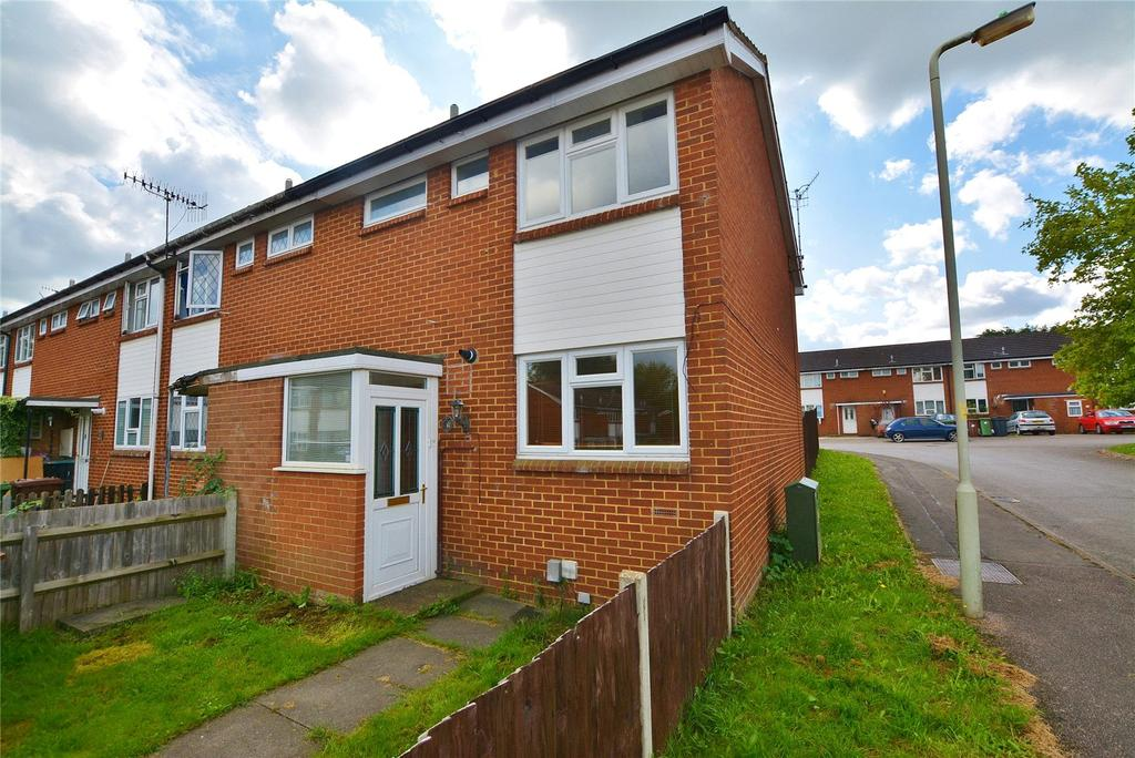 3 Bedrooms End Of Terrace House for sale in Cooks Mead, Bushey, Hertfordshire, WD23