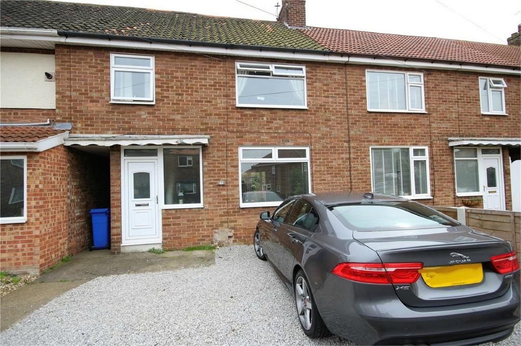 3 Bedrooms Terraced House for sale in Northolme Crescent, Hessle, East Riding of Yorkshire