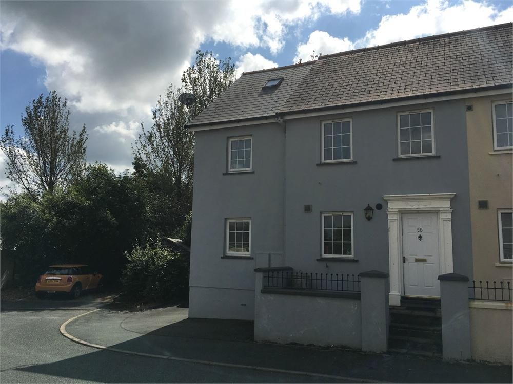 3 Bedrooms End Of Terrace House for sale in Brookside Avenue, Johnston, Haverfordwest, Pembrokeshire