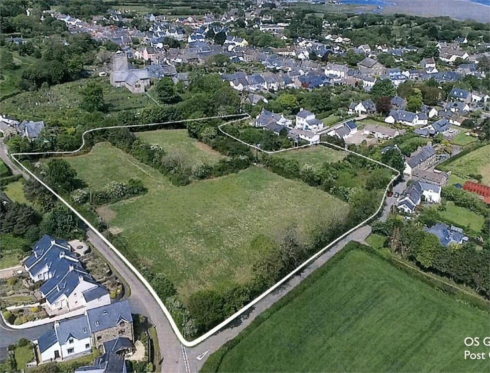 Plot Commercial for sale in Feidr Eglwys, Newport, Pembrokeshire