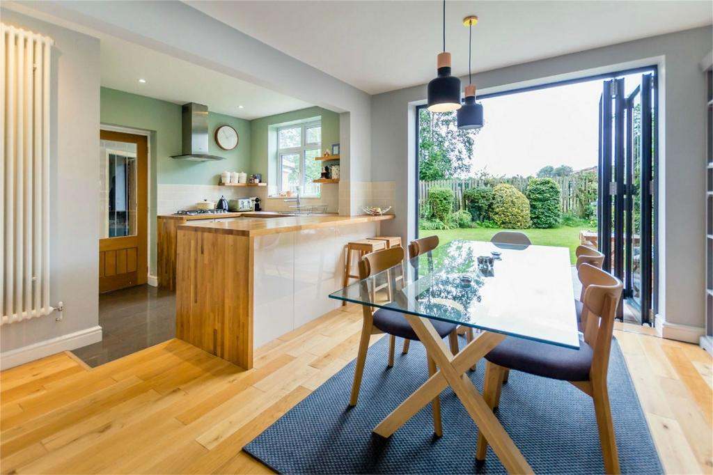 4 Bedrooms Semi Detached House for sale in Heslington Croft, Fulford, York