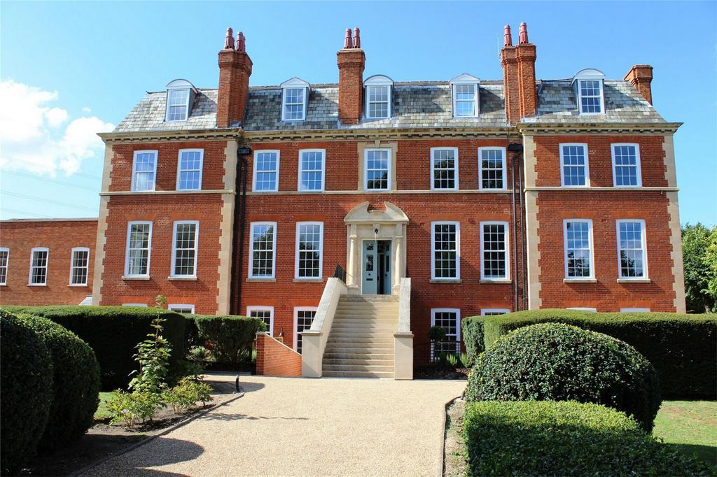 2 Bedrooms Flat for sale in Hadrian Way, Baldock, Hertfordshire
