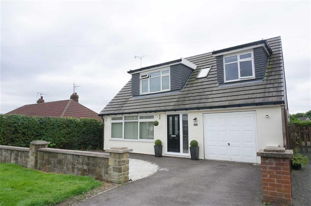 4 Bedrooms Detached Bungalow for sale in Clifton Avenue, Barlborough, Chesterfield, S43