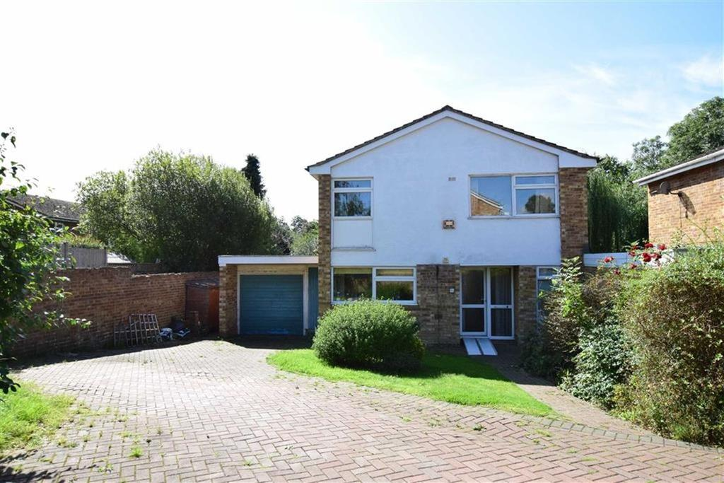 4 Bedrooms Detached House for sale in Gayhurst Close, Caversham Park, Reading