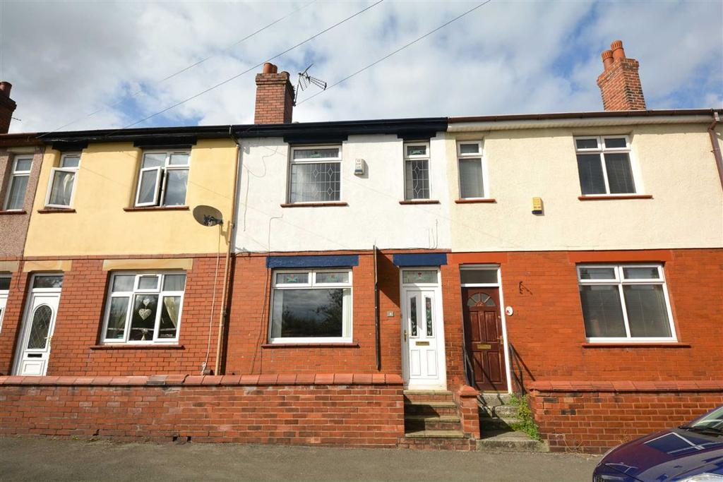 2 Bedrooms Terraced House for sale in Glassbrook Street, Springfield, Wigan, WN6