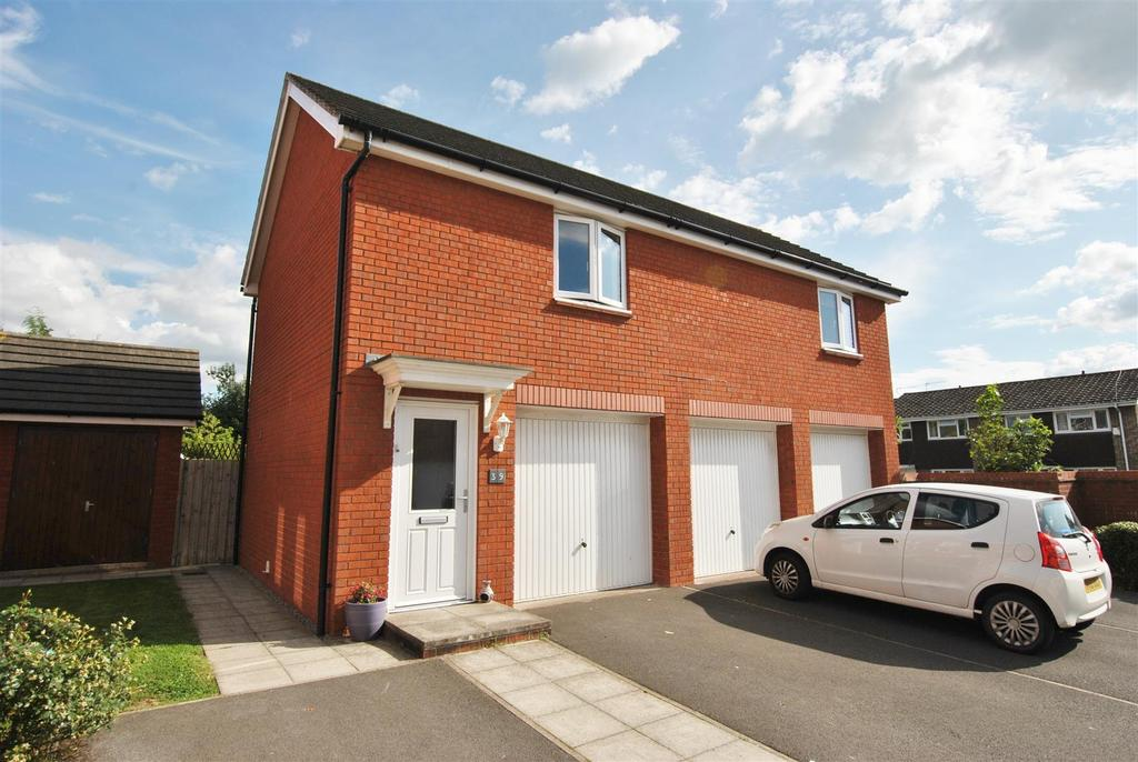 2 Bedrooms Detached House for sale in Great Hayles Road, Hengrove, Bristol