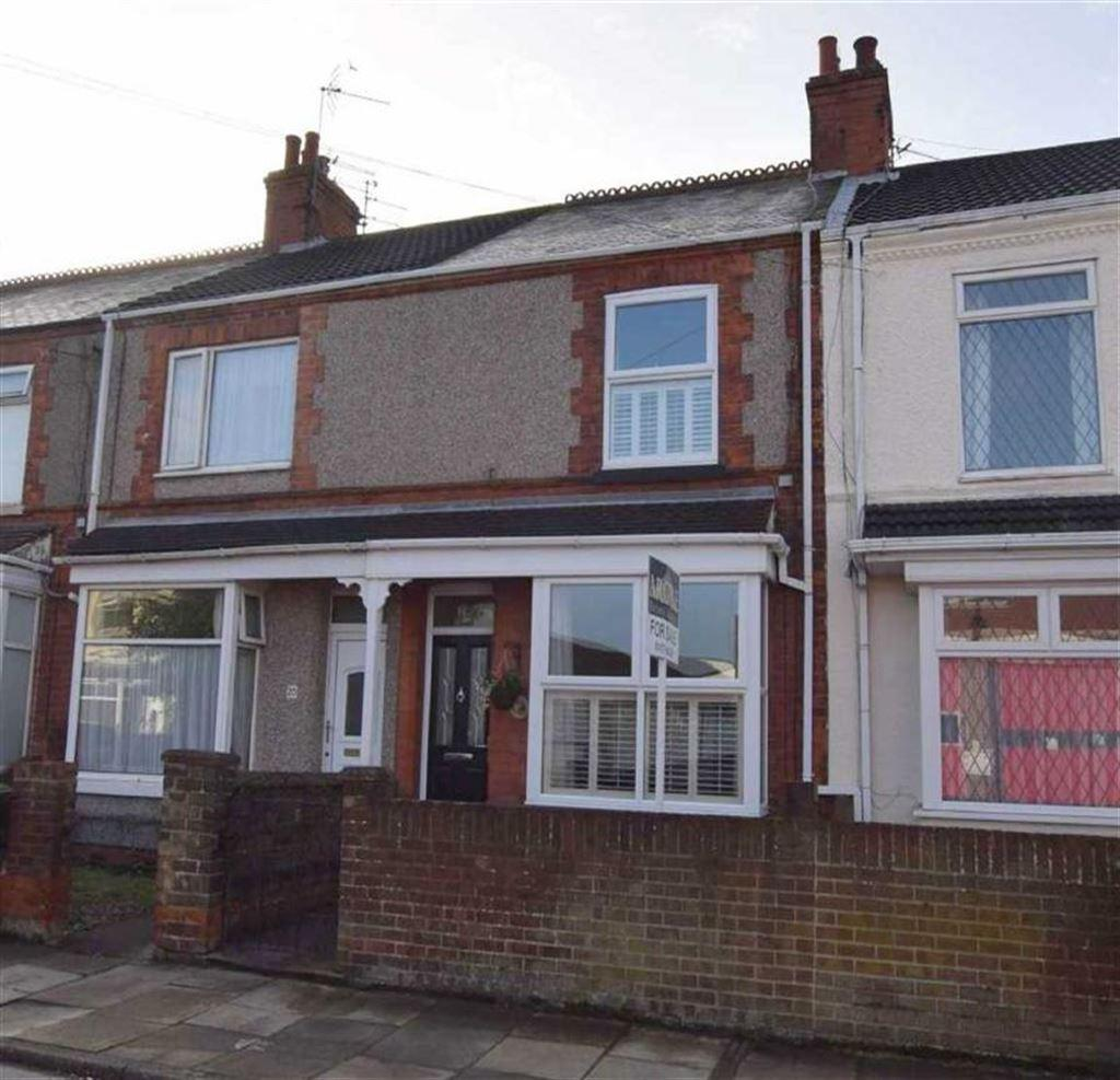 3 Bedrooms Terraced House for sale in Poplar Road, Cleethorpes, North East Lincolnshire