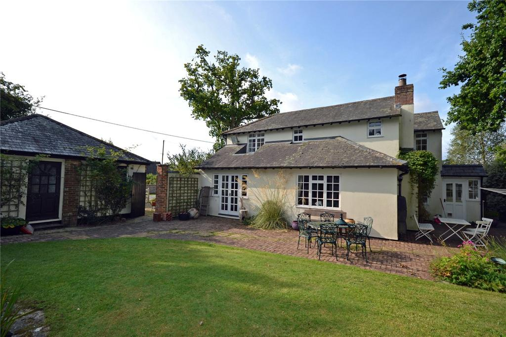 4 Bedrooms Detached House for sale in East Boldre, Brockenhurst, Hampshire, SO42