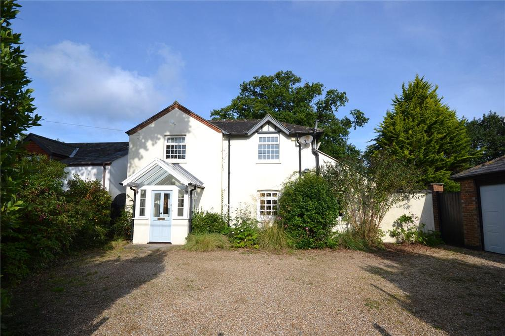 4 Bedrooms Detached House for sale in East Boldre, Brockenhurst, Hampshire, SO42