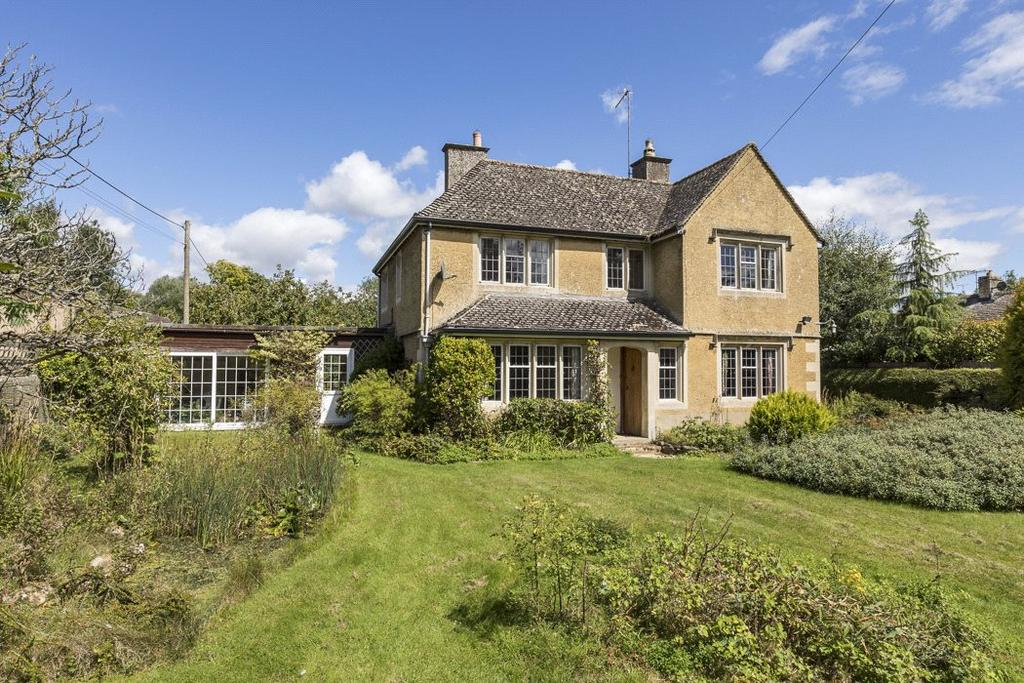 4 Bedrooms Detached House for sale in Rissington Road, Bourton-on-the-Water, Cheltenham, GL54