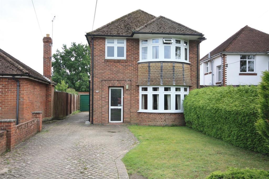3 Bedrooms Detached House for sale in Fair Oak Road, Eastleigh