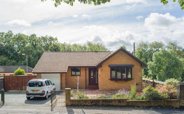 3 Bedrooms Bungalow for sale in St. Rule Houston Road, Bridge of Weir, PA11 3PX
