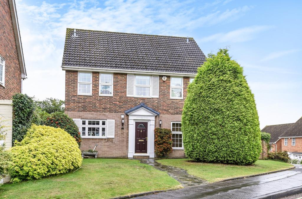 4 Bedrooms Detached House for sale in Heatherbank BR7