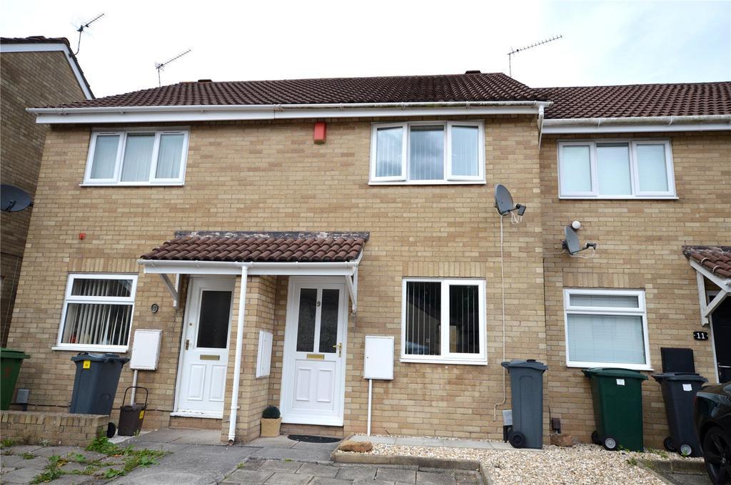 2 Bedrooms Terraced House for sale in Amberley Close, Pontprennau, Cardiff, CF23