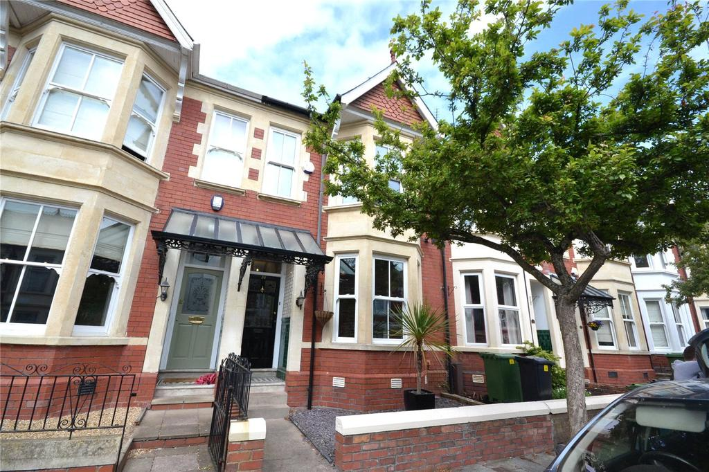 3 Bedrooms Terraced House for sale in Amesbury Road, Penylan, Cardiff, CF23