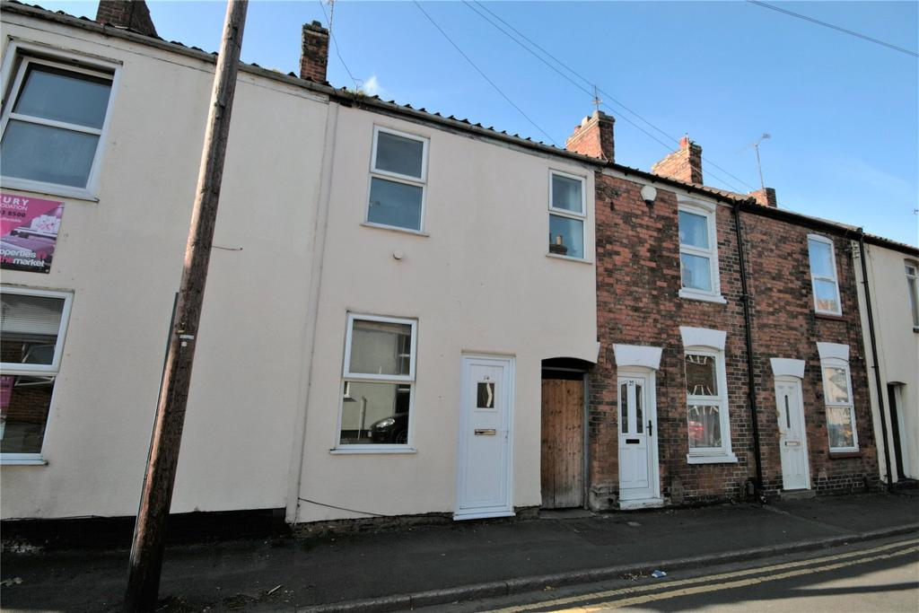 3 Bedrooms Terraced House for sale in Spencer Street, Lincoln, LN5