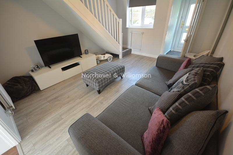 2 Bedrooms Terraced House for sale in Orchid Close, St. Mellons, Cardiff. CF3