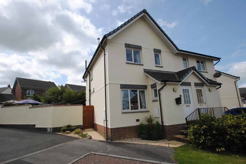 3 Bedrooms Semi Detached House for sale in Foxglove Close, Launceston
