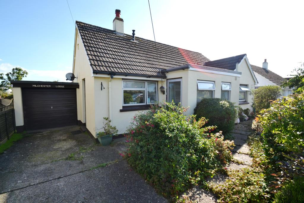 2 Bedrooms Bungalow for sale in Hopperstyle, Bickington