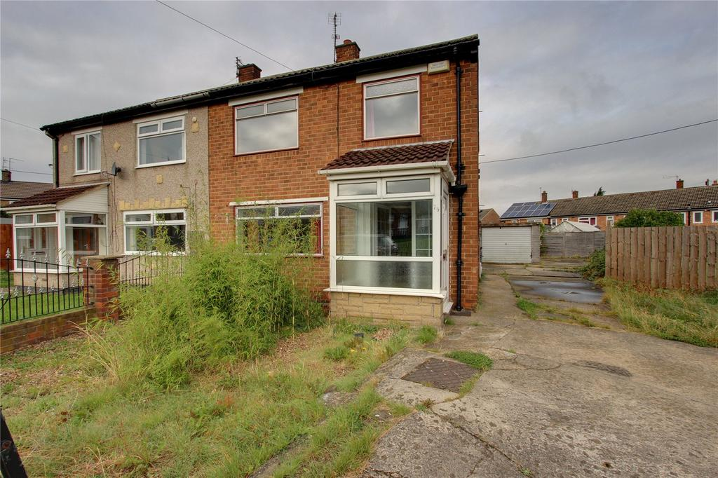 3 Bedrooms Semi Detached House for sale in Grisedale Crescent, Eston