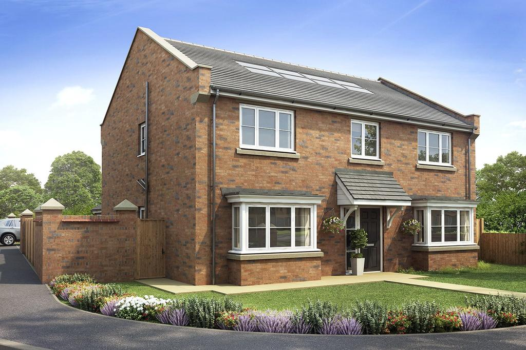 5 Bedrooms Detached House for sale in Foxdale, Guisborough