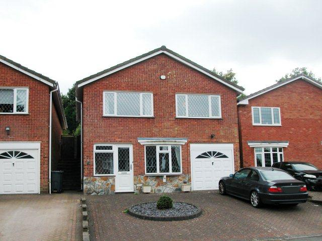 3 Bedrooms Detached House for sale in Milcote Drive,Sutton Coldfield,