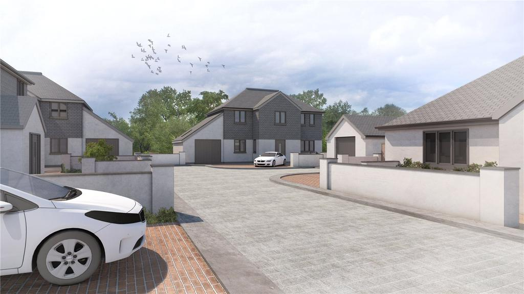 3 Bedrooms Bungalow for sale in Harlyn Road, St. Merryn, Padstow, Cornwall, PL28