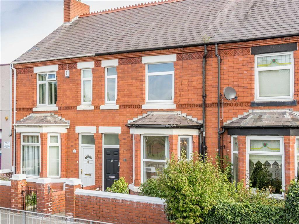3 Bedrooms Terraced House for sale in Chester Road West, Queensferry, Deeside, Flintshire