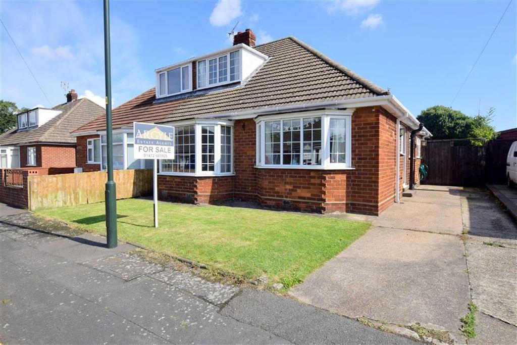 2 Bedrooms Semi Detached Bungalow for sale in Toll Bar Avenue, New Waltham, North East Lincolnshire