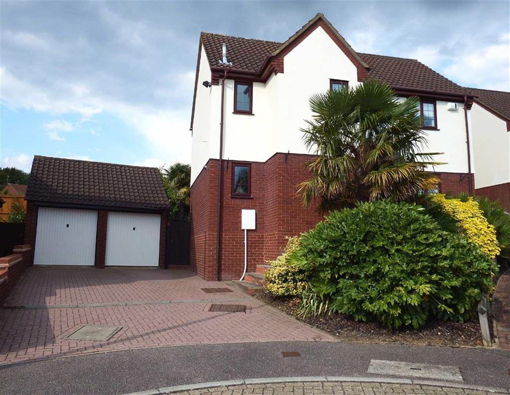 4 Bedrooms Detached House for sale in Barham Road, Stevenage, Hertfordshire, SG2