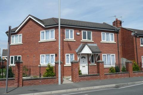 3 bedroom end of terrace house to rent - Ribston Street, Manchester, Hulme, M15 5RH
