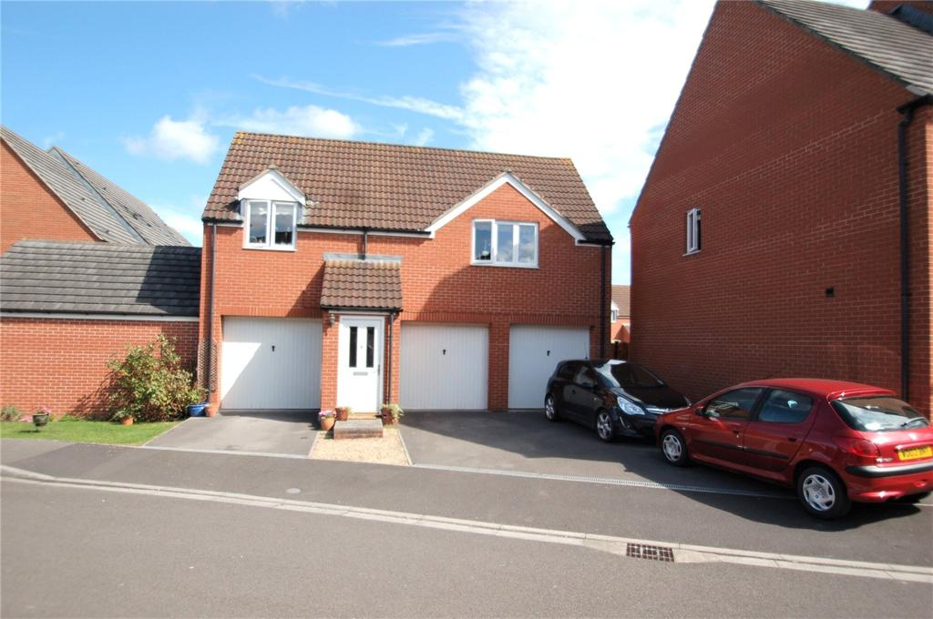 2 Bedrooms Apartment Flat for sale in Watermans Meadow, Bridgwater, Somerset, TA6