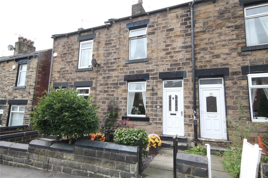 3 Bedrooms Terraced House for sale in Prince Arthur Street, Barnsley, S75