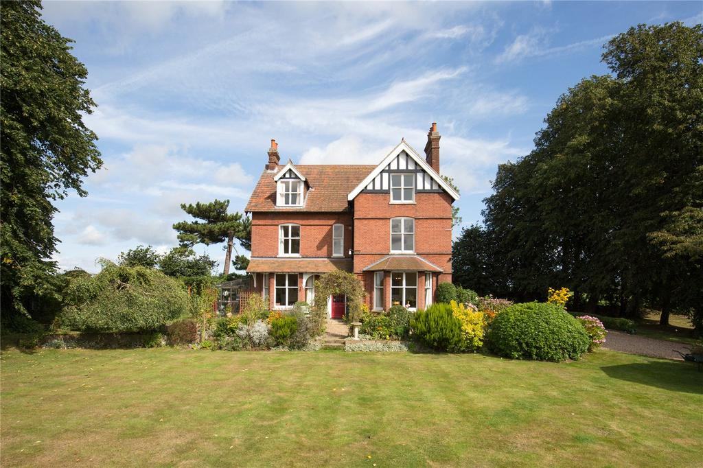7 Bedrooms Detached House for sale in Brewery Road, Trunch, North Walsham, Norfolk, NR28