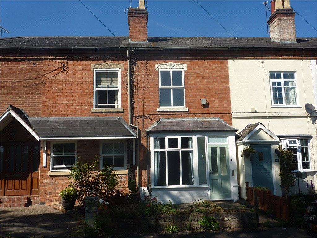 2 Bedrooms Terraced House for rent in Greenfield Cottages, Scarfield Hill, Alvechurch, Birmingham, B48