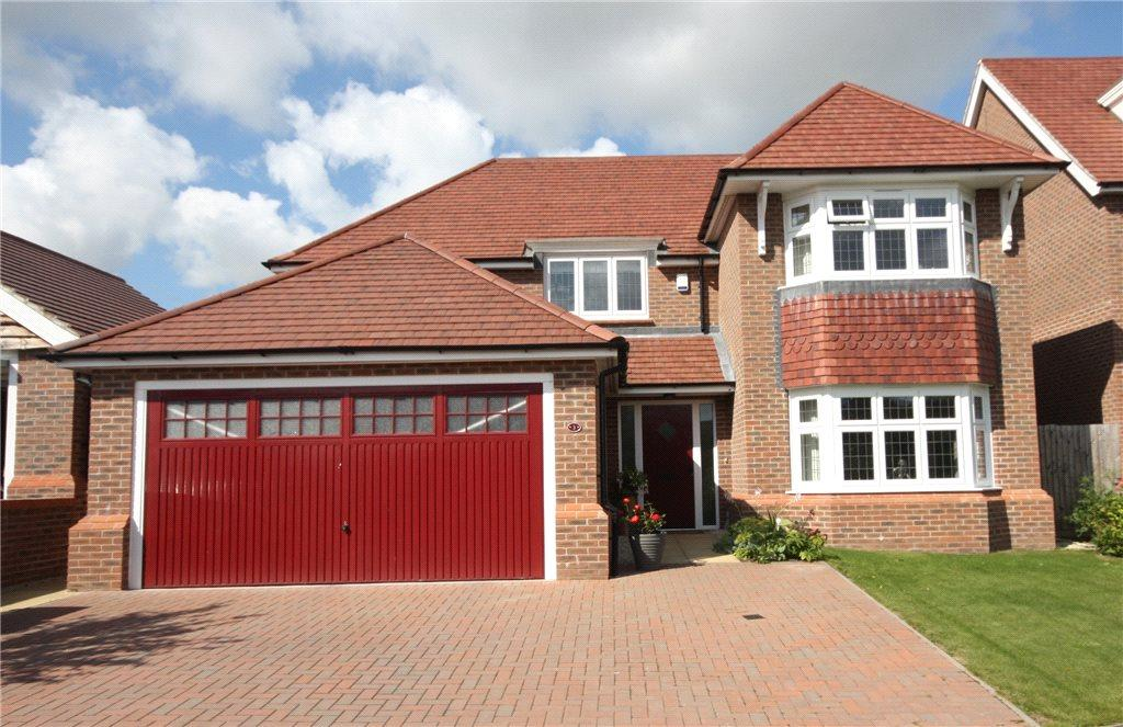 4 Bedrooms Detached House for sale in Ingram Avenue, Worcester, Worcestershire, WR2