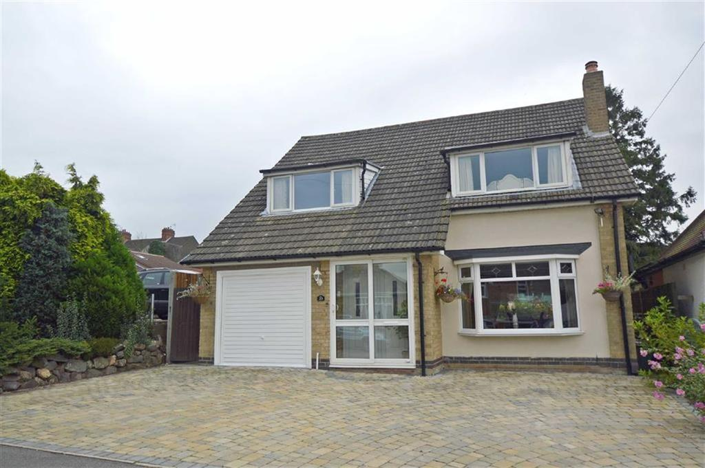 3 Bedrooms Detached House for sale in Ashleigh Road, Glenfield