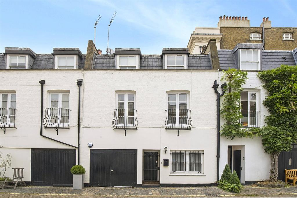 3 Bedrooms House for sale in Hyde Park Gardens Mews, London, W2
