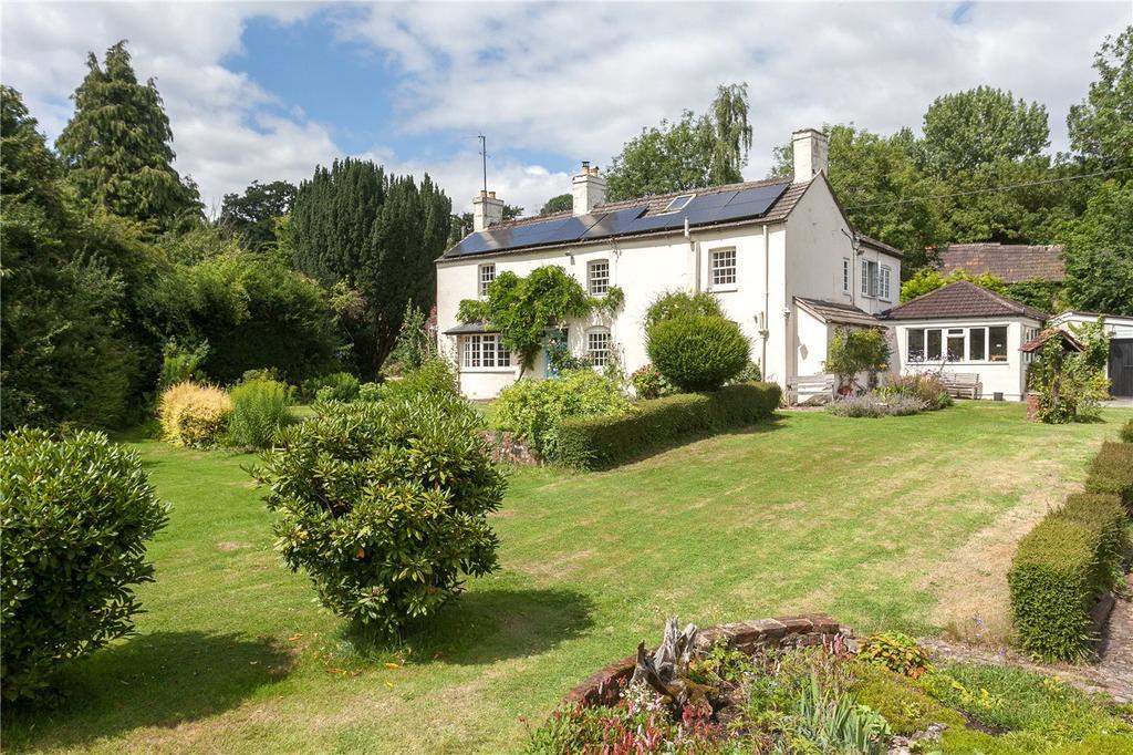 5 Bedrooms Detached House for sale in Potterne Wick, Potterne, Devizes, Wiltshire, SN10