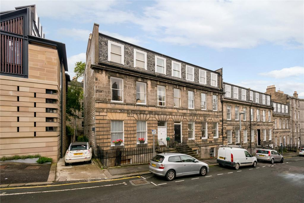 3 Bedrooms Apartment Flat for sale in Hart Street, Edinburgh