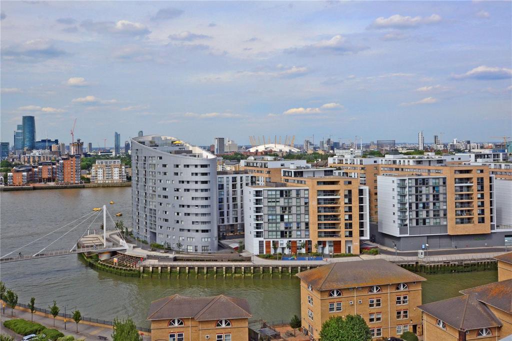 2 Bedrooms Flat for sale in Empire Reach, 4 Dowells Street, Greenwich, London, SE10