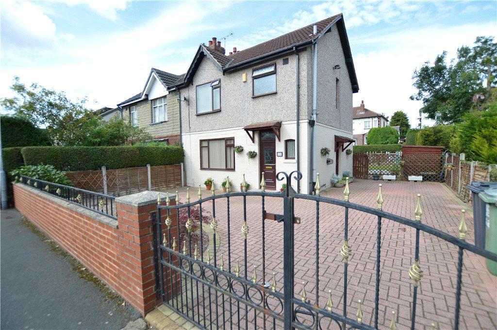2 Bedrooms Semi Detached House for sale in Austhorpe Avenue, Leeds