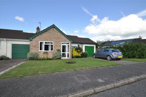 3 bedroom bungalow for sale - Melhuish Close, Witheridge, Tiverton, Devon, EX16
