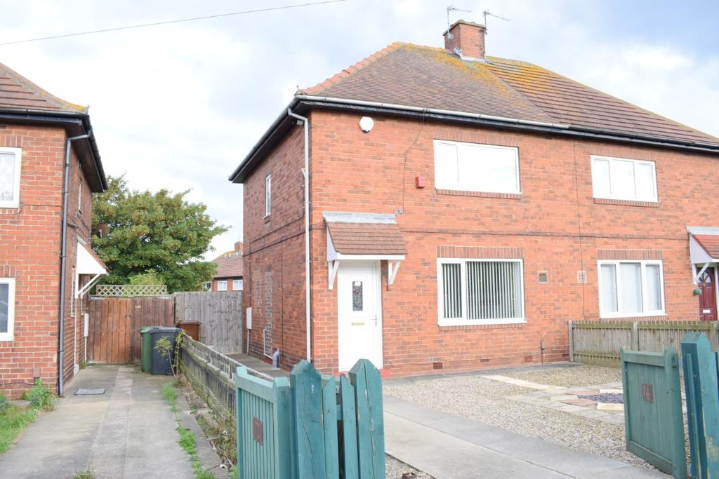3 Bedrooms Semi Detached House for sale in Winterbotton Avenue, Hartlepool TS24