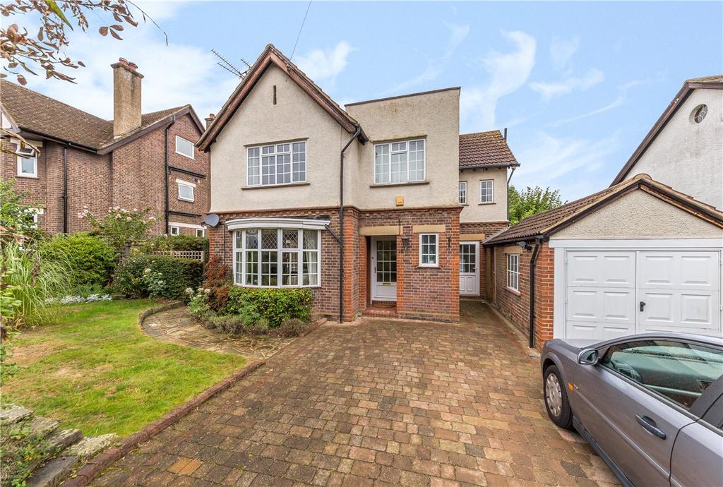 4 Bedrooms Detached House for sale in Jameson Road, Harpenden, Hertfordshire