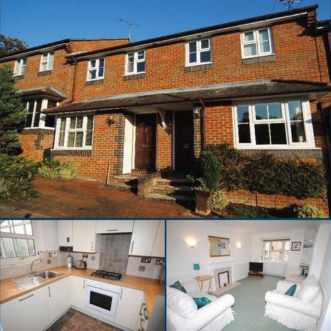 2 bedroom terraced house to rent - De Tany Court, St. Albans, Hertfordshire