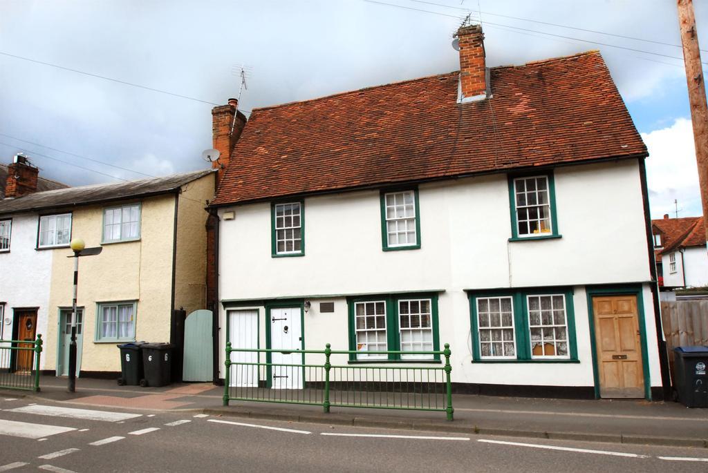 2 Bedrooms Semi Detached House for sale in Baldock Road, Buntingford