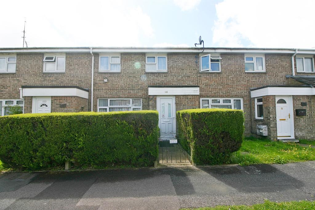 3 Bedrooms Terraced House for sale in Fleming Avenue, North Baddesley, Southampton, SO52 9FH